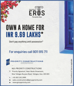 OWN A HOME FOR INR 9.69 LAKHS*